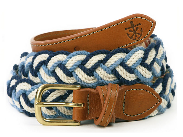 (PRE-ORDER)  Croffix Sailing Belts Collection - Guilford's Obedagget Docks