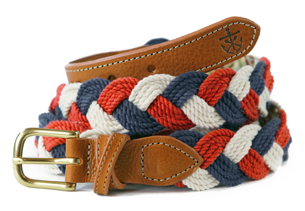 (PRE-ORDER)  Croffix Sailing Belts Collection - JFK