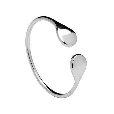 MARRIAGE SILVER RING