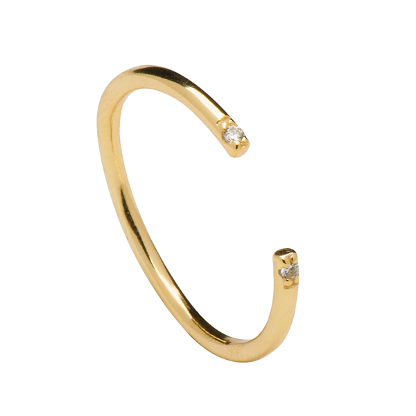 MOONLIGHT GOLD RING