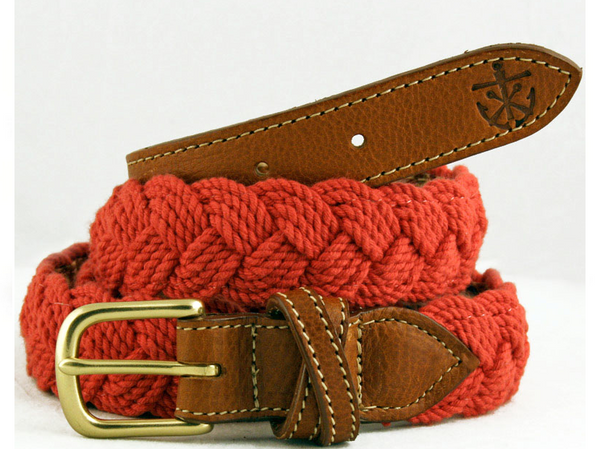 (PRE-ORDER)  Croffix Sailing Belts Collection - Narragansett Lifeguards