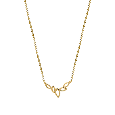 NATURE GOLD NECKLACE