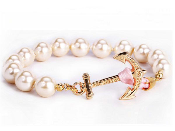 Pearl Collection - Pink Atlantic Pearl