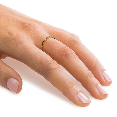 SIENA GOLD RING