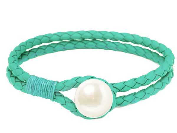 (PRE-ORDER) Pearl Knot Collection - Mint Green