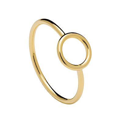 TURN GOLD RING