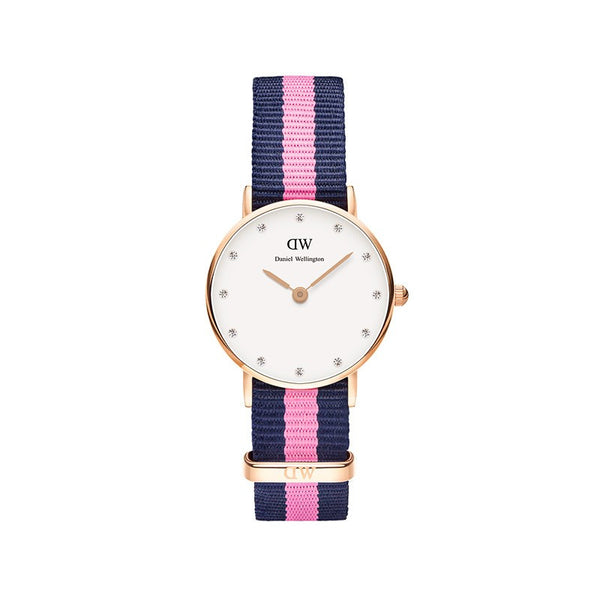 WOMENS CLASSY WINCHESTER NATOSTRAP WATCH (SMALLER FACE)