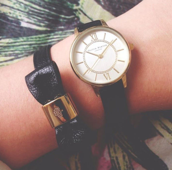 MIDI WONDERLAND SILVER DIAL AND GOLD