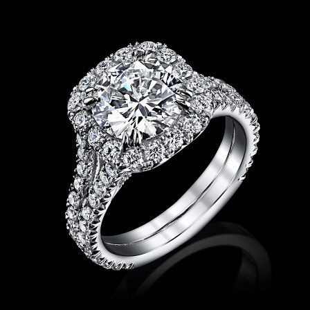 Round Brilliant Siberian 2.50ct Diamond Ring