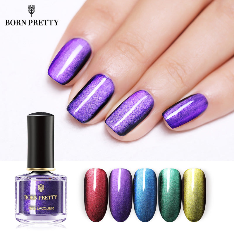 3D Cat Eye Nail Polish 6ml