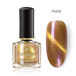 6ml Pearlescent Cat Eye Nail Polish