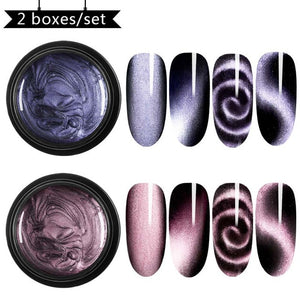 Magnetic 5D Cat Eye UV Gel