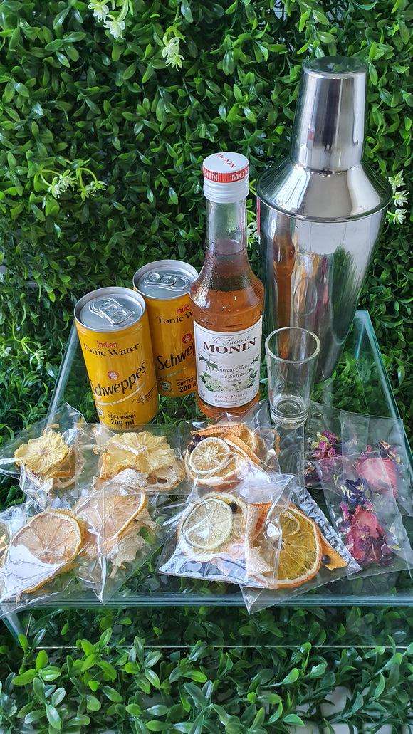 Elderflower Drinks Kit