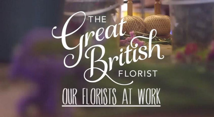 Our Florists at Work - A new Video on our Youtube Channel!