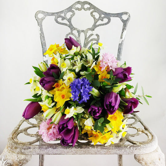 We've handed over wedding and event flowers, and flower workshops to The Fabulous Florist