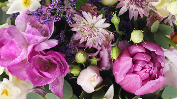It's not long until Easter (12th April 2020) - Why not order some of our Seasonal Blooms for your loved one?