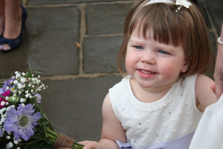 Introducing: Our Flower Girl Posies!