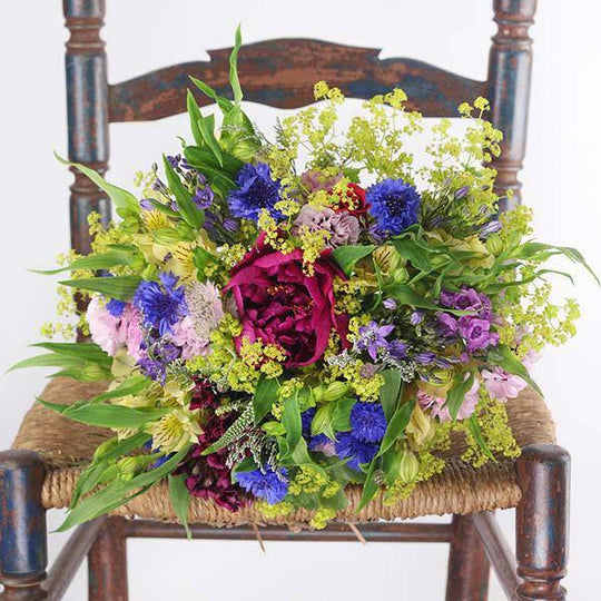 Win one of three 100% British Posies with The Real Olive Company!