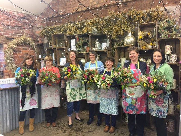 Wonderful Feedback from our Flower Workshops!