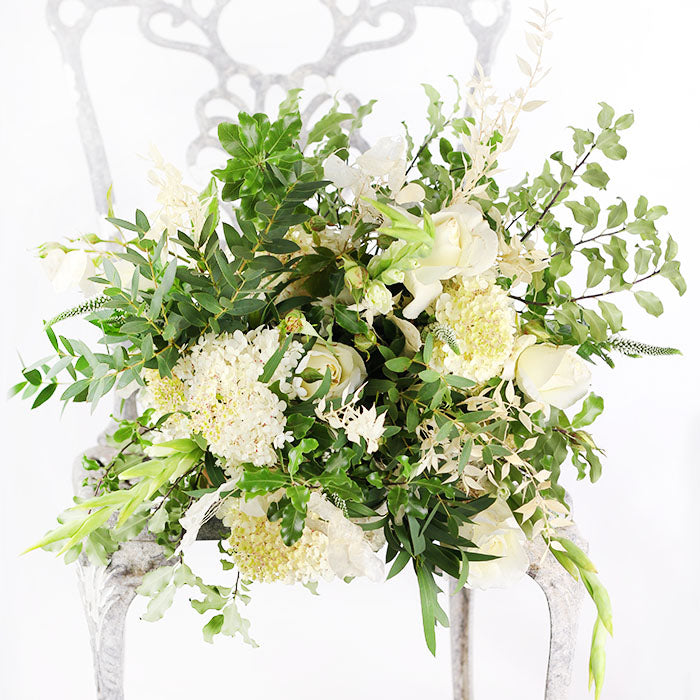 Add a touch of luxury with our NEW Deluxe Arrangements