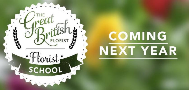 Coming Soon - The GBF Florist School