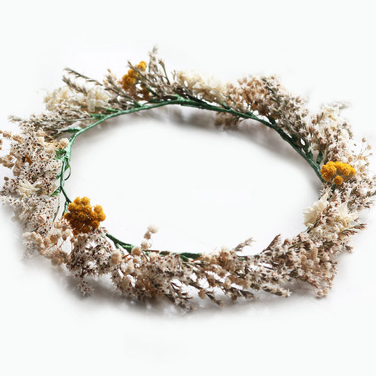 Dried Flower Crown from £35