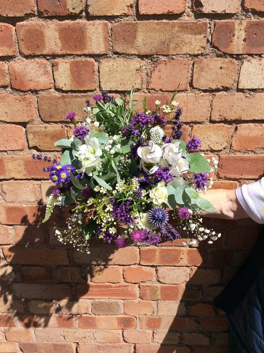 Wedding Highlight - Whites, Creams, Greens and Purples - Oh Yes!