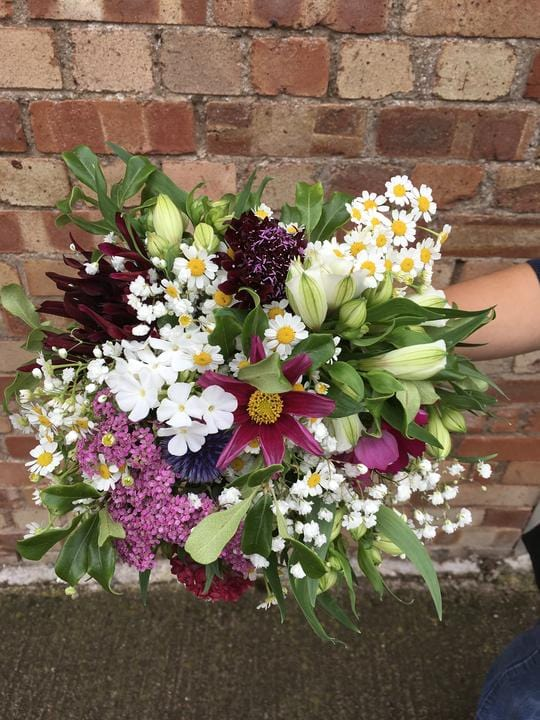 Wedding Highlight - Simply Amazing, 100% British, English Cottage Garden Flowers!