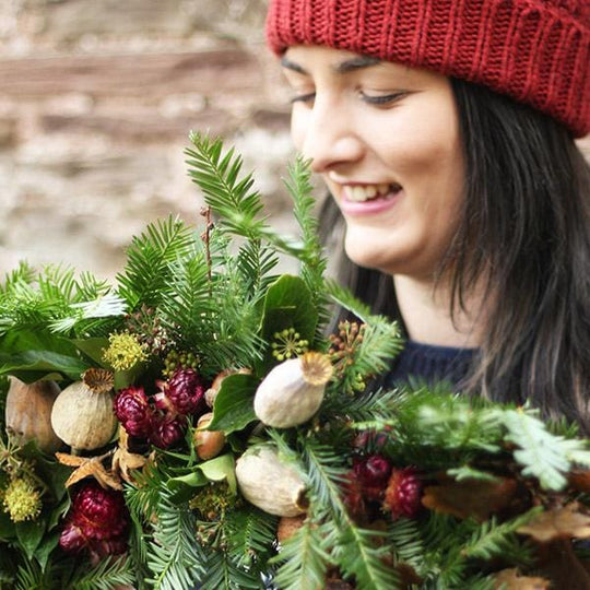 Our Wild Harvest Xmas Flowers Range!