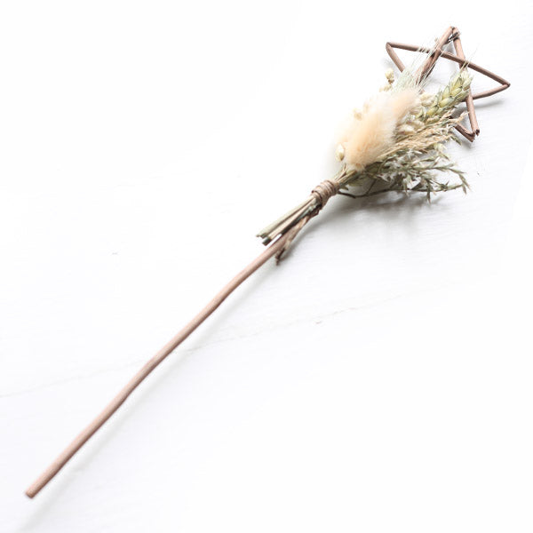 Dried Flower Wands from £15