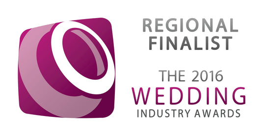 We're finalists at The Wedding Industry Awards!