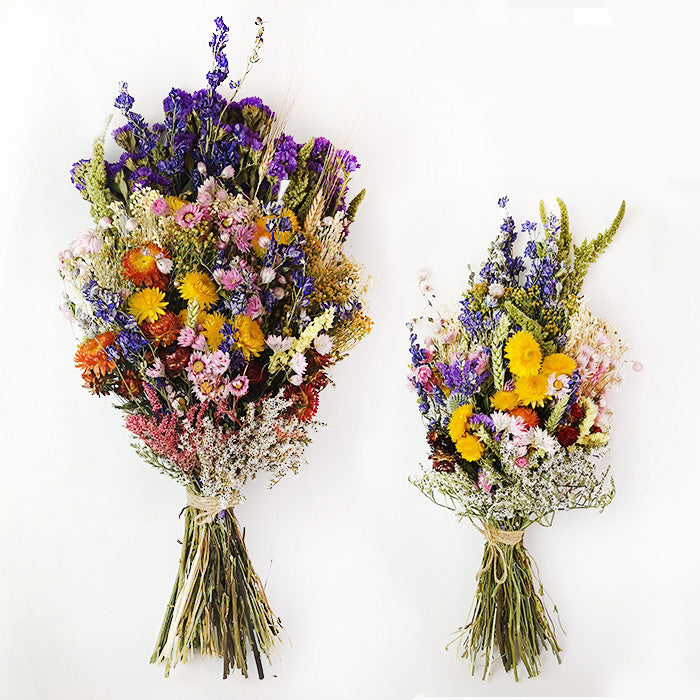 Our NEW Beautiful Dried Flower Funeral Sheaf