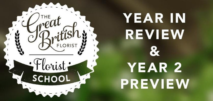 Florist School - Year In Review & Year 2 Preview