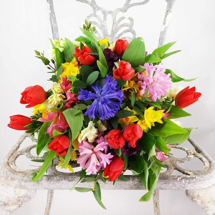 Mother's Day Hand-Tied Seasonal Garden Posy