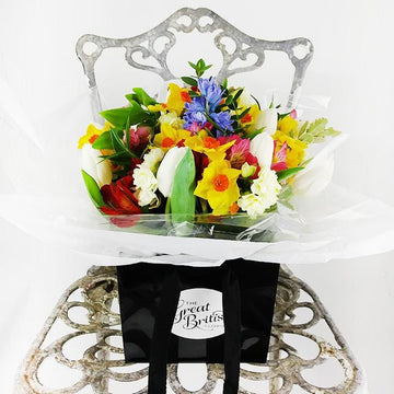 Scented Posy in a Bag - Mother's Day Pre-Order