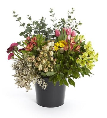 Wedding Bucket of Blooms - House Mix