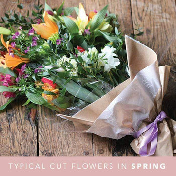 Seasonal Box of Cut Flowers