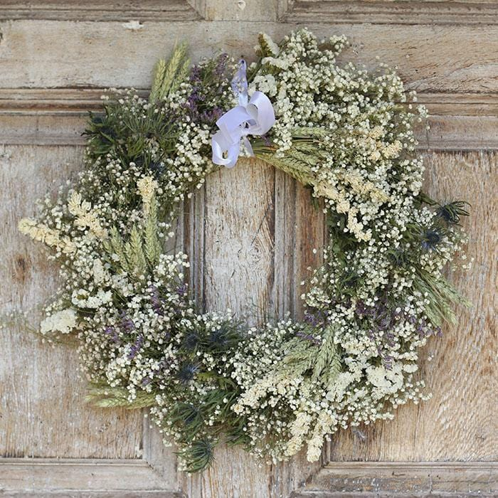 The Vowchurch - Dried Flower Wreath