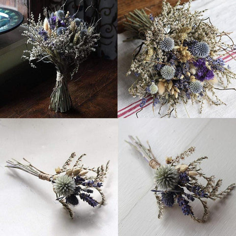 Dried Wedding Flowers Are A Must For Your Special Day Great British Florist