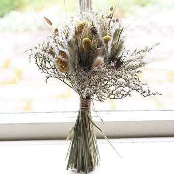 Bridal Posy - Bring Me Sunshine - Dried Flowers