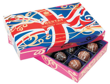 Union Jack Box - Prestat Luxury Chocolates