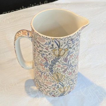 William Morris Flora Pottery Jug