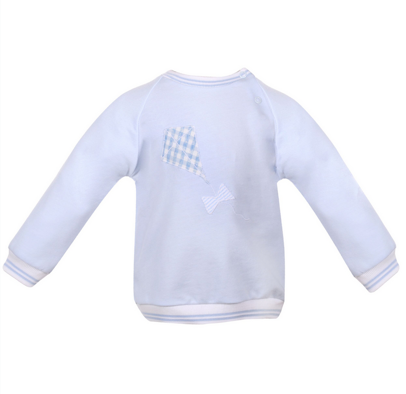 Patachou Boys Blue Sweater