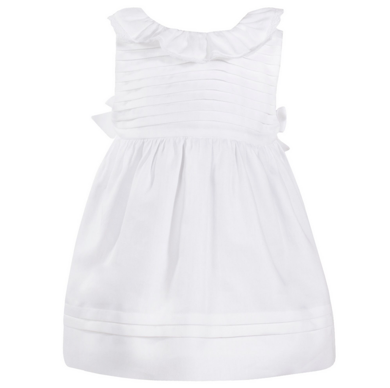 Patachou Baby Girl White Dress