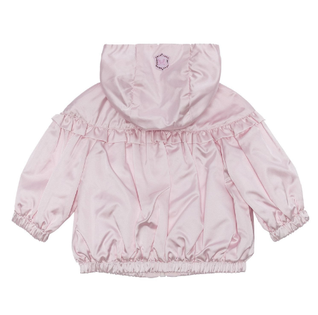 Monnalisa Girls Nylon Jacket with Hood