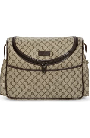 Gucci Classic Baby Changing Bag