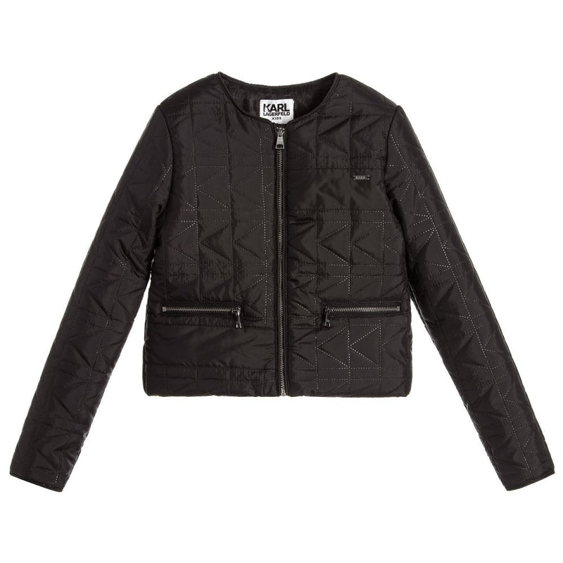 Karl Lagerfeld Black Jacket