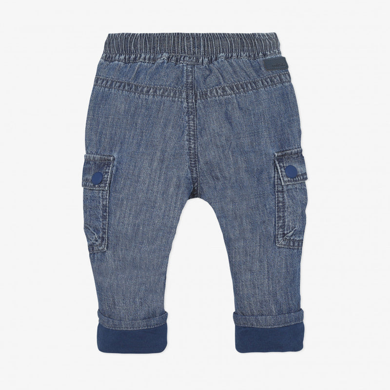 CATIMINI Boys Multi Pocket Jeans