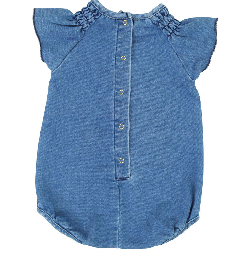 Little Marc Jacobs Bloomer Playsuit