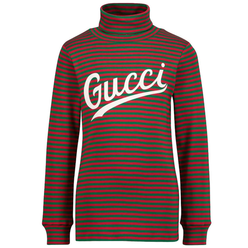 Gucci Striped Top